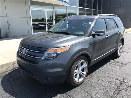 2015 Ford Explorer Limited (Stk: 21076) in Pembroke - Image 2 of 12