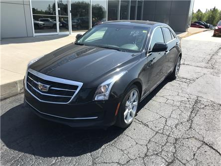 2015 Cadillac ATS 2.0L Turbo (Stk: 21062) in Pembroke - Image 2 of 9
