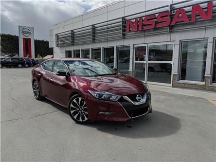 2017 Nissan Maxima SR (Stk: 7MA7800) in Whitehorse - Image 1 of 28