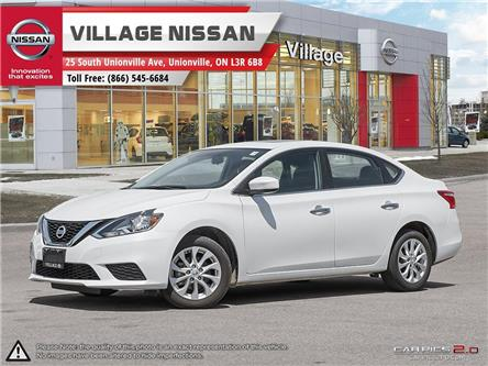 2017 Nissan Sentra 1.8 SV (Stk: R70979) in Unionville - Image 1 of 28