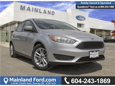 2018 Ford Focus SE (Stk: 8FO7957) in Vancouver - Image 1 of 19