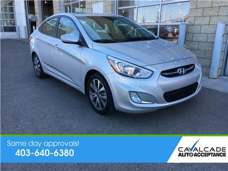 2017 Hyundai Accent SE (Stk: R59850) in Calgary - Image 1 of 20