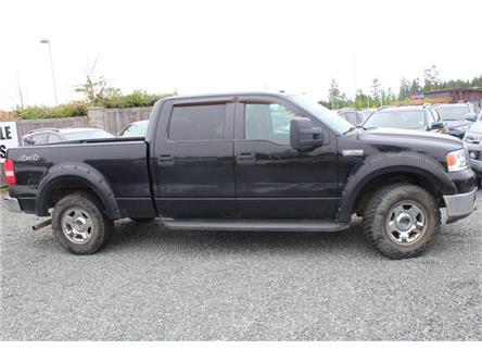 2008 Ford F-150 Lariat (Stk: 11944A) in Courtenay - Image 1 of 6