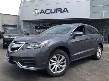 2017 Acura RDX Base (Stk: 3822Demo) in Toronto, Ajax, Pickering - Image 1 of 20