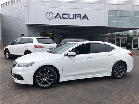 2017 Acura TLX Base (Stk: 18294A) in Toronto, Ajax, Pickering - Image 1 of 22