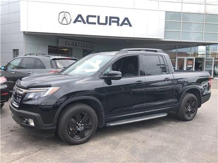 2017 Honda Ridgeline Black Edition (Stk: D319) in Toronto, Ajax, Pickering - Image 1 of 22