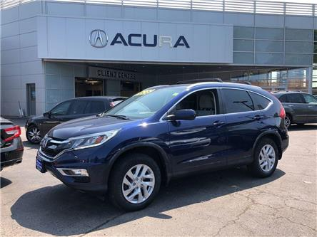 2015 Honda CR-V EX (Stk: 3825) in Toronto, Ajax, Pickering - Image 1 of 23
