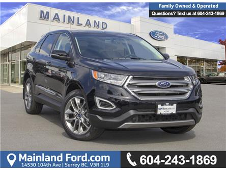 2018 Ford Edge Titanium (Stk: 8ED8025) in Vancouver - Image 1 of 29