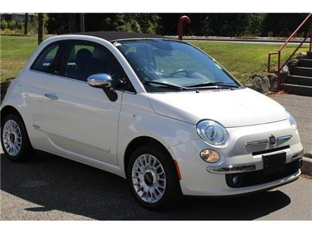 2015 Fiat 500C Lounge (Stk: 11800C) in Courtenay - Image 1 of 17