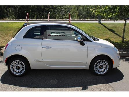 2015 Fiat 500C Lounge (Stk: 11800C) in Courtenay - Image 2 of 17