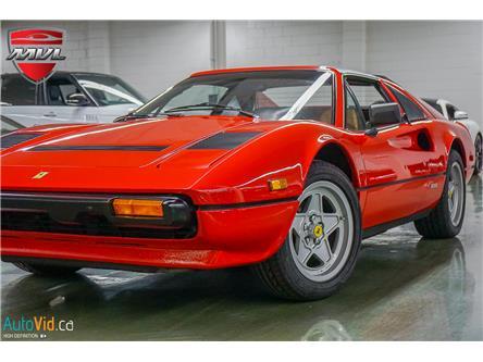 1984 Ferrari 308 GTSi GTSi (Stk: ) in Oakville - Image 1 of 37