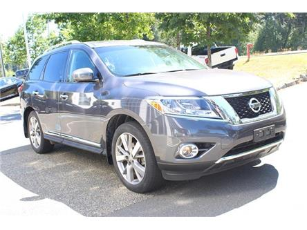 2014 Nissan Pathfinder  (Stk: 12050A) in Courtenay - Image 1 of 28