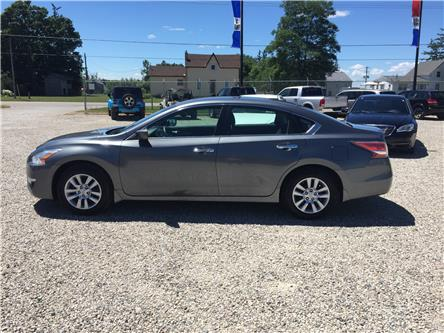 2014 Nissan Altima 2.5 S (Stk: 883) in Belmont - Image 1 of 7
