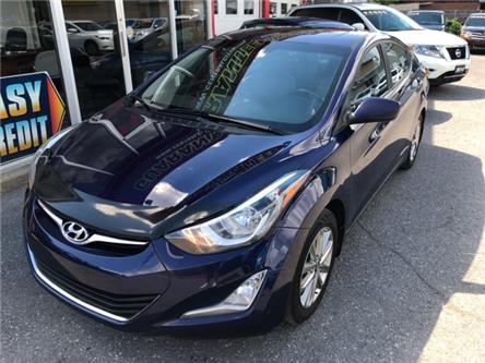 2014 Hyundai Elantra GL (Stk: DE18291) in Ottawa - Image 2 of 14
