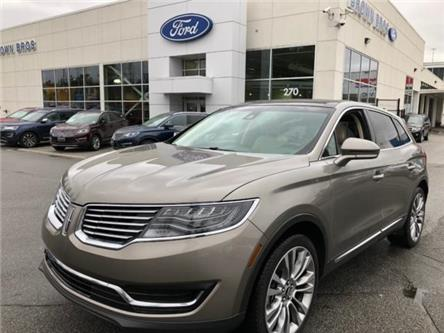 2016 Lincoln MKX Reserve (Stk: OP1892) in Vancouver - Image 1 of 23