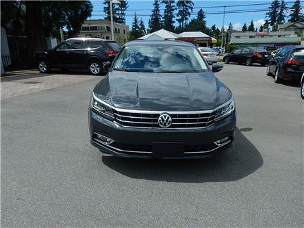 2018 Volkswagen Passat 2.0 TSI Comfortline (Stk: JP018023) in Vancouver - Image 2 of 26