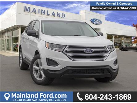 2018 Ford Edge SE (Stk: 8ED3978) in Vancouver - Image 1 of 24