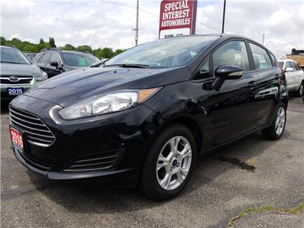 2016 Ford Fiesta SE (Stk: 143913) in Cambridge - Image 1 of 19