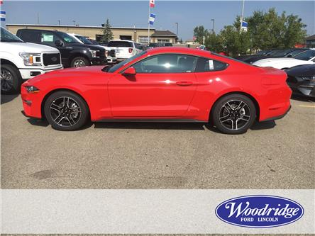 2019 Ford Mustang EcoBoost (Stk: K-81) in Calgary - Image 2 of 5