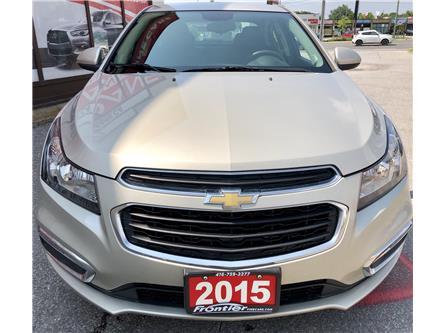 2015 Chevrolet Cruze 1LT (Stk: 178797) in Toronto - Image 2 of 12