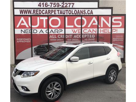 2014 Nissan Rogue SL (Stk: 841871) in Toronto - Image 1 of 12