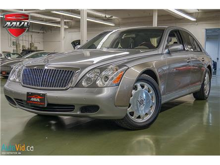 2004 Maybach 57  (Stk: ) in Oakville - Image 1 of 50