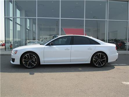 2018 Audi S8 4.0T Plus (Stk: 180070) in Regina - Image 2 of 26