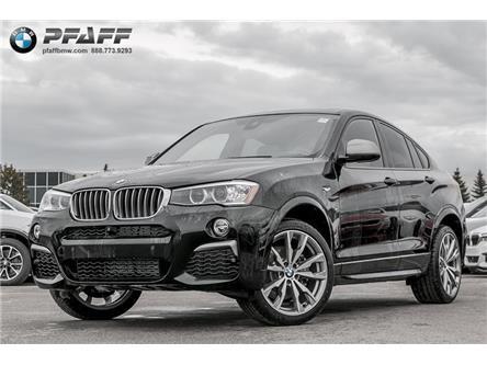 2017 BMW X4 M40i (Stk: PR18642) in Mississauga - Image 1 of 16