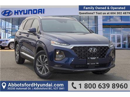 2019 Hyundai Santa Fe Preferred 2.4 (Stk: KF008055) in Abbotsford - Image 1 of 24