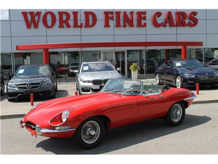 1968 Jaguar E-Type 4.2 Roadster (Stk: 25975) in Toronto - Image 1 of 26