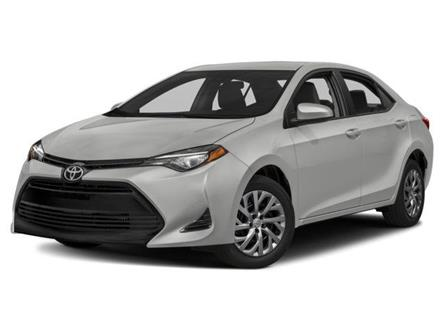 2019 Toyota Corolla LE (Stk: 21227) in Thunder Bay - Image 1 of 9