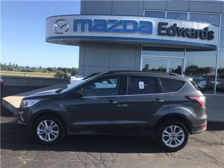 2018 Ford Escape SE (Stk: 21366) in Pembroke - Image 1 of 10