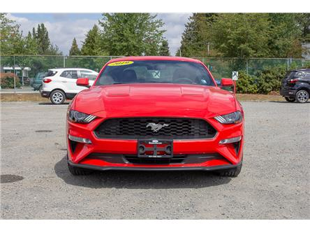 2019 Ford Mustang EcoBoost (Stk: 9MU3127) in Vancouver - Image 2 of 23