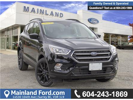 2018 Ford Escape SE (Stk: 8ES2744) in Vancouver - Image 1 of 22