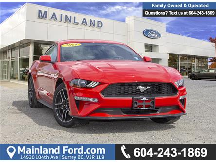 2019 Ford Mustang EcoBoost Premium (Stk: 9MU3127) in Vancouver - Image 1 of 23