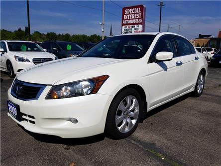 2009 Honda Accord EX-L V6 (Stk: 801133) in Cambridge - Image 1 of 23
