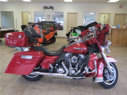 2009 Harley-Davidson FLHTP Police Edition (Stk: ZAndrew) in Sudbury - Image 1 of 15