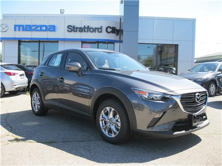 2019 Mazda CX-3 GS (Stk: 19009) in Stratford - Image 1 of 24