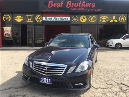 2011 Mercedes-Benz E-Class Base (Stk: 388646) in Toronto - Image 1 of 18