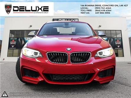 2015 BMW M235i xDrive (Stk: D0460) in Concord - Image 2 of 21