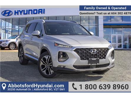 2019 Hyundai Santa Fe Preferred 2.0 (Stk: KF024005) in Abbotsford - Image 1 of 27