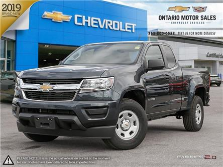 2019 Chevrolet Colorado WT (Stk: T9121127) in Oshawa - Image 1 of 19