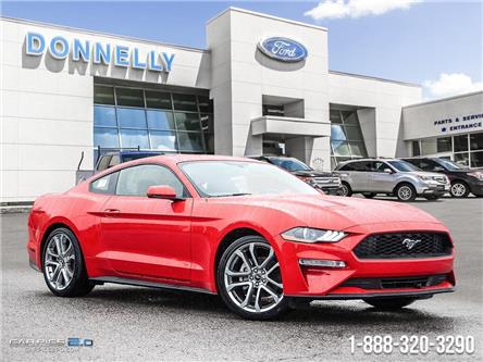 2019 Ford Mustang EcoBoost Premium (Stk: DS27) in Ottawa - Image 1 of 27