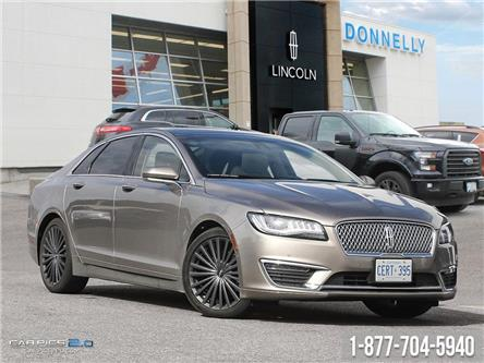 2018 Lincoln MKZ Reserve (Stk: DR217) in Ottawa - Image 1 of 26