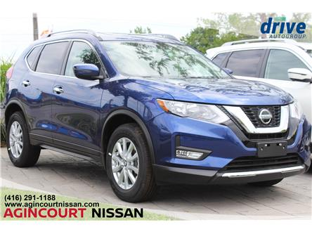 2019 Nissan Rogue SV (Stk: KC706956) in Scarborough - Image 1 of 22