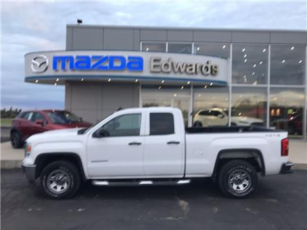2015 GMC Sierra 1500 Base (Stk: 21477) in Pembroke - Image 1 of 9