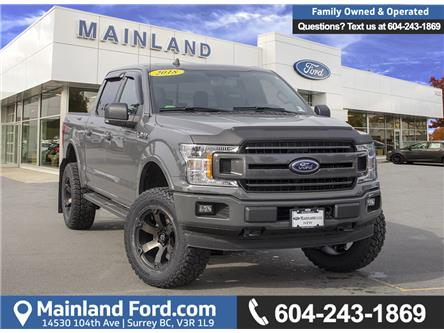 2018 Ford F-150 XLT (Stk: 8F17310) in Vancouver - Image 1 of 30