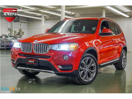 2015 BMW X3 xDrive28d (Stk: ) in Oakville - Image 1 of 42
