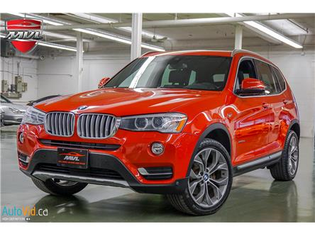 2015 BMW X3 xDrive28d (Stk: ) in Oakville - Image 2 of 42