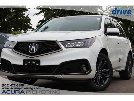 2019 Acura MDX A-Spec (Stk: AT142) in Pickering - Image 1 of 34